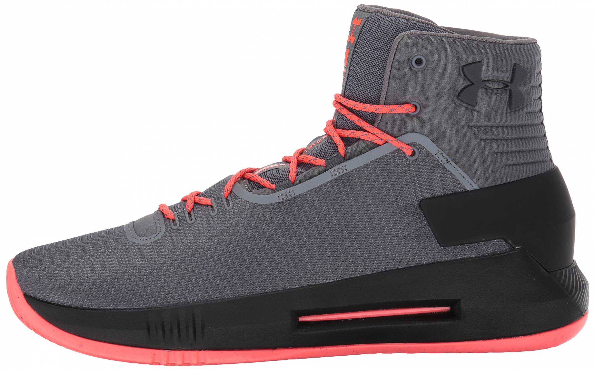 Review of Under Armour Drive 4