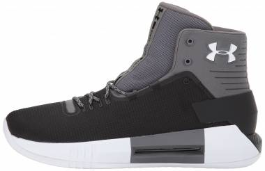 Under Armour Drive 4 Black/White/White Men