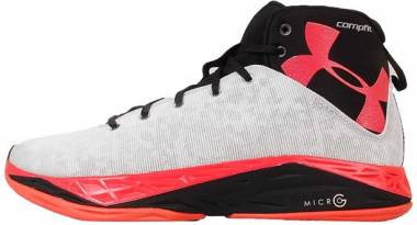 Under Armour Fireshot White Men