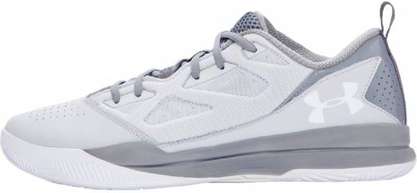 Under Armour Jet Low Steel/White