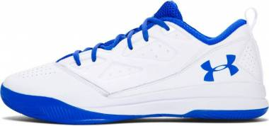 Under Armour Jet Low - Bianco (1274424100)