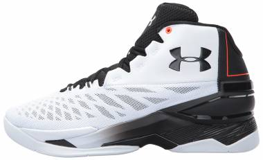 Under Armour Longshot White (101)/Phoenix Fire Men