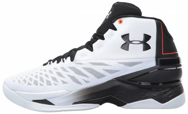 Under Armour Longshot White (101)/Phoenix Fire