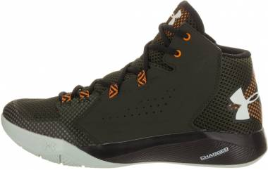 Under Armour Torch Fade Black Men