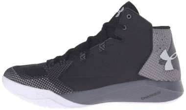 Under Armour Torch Fade - Mehrfarbig Black Grey 001