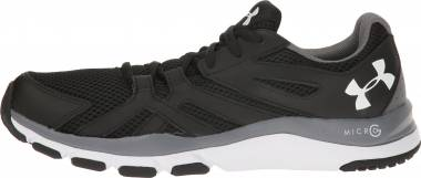 Under Armour Strive 6 - Black (001)/Graphite (1274408001)