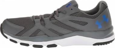 Under Armour Strive 6 - Rhino Gray/White/Ultra Blue (1274408076)
