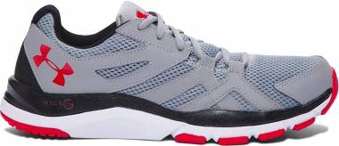 Under Armour Strive 6 - Steel/Black (1274408035)
