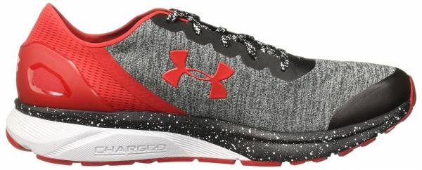 Under Armour Charged Escape - Black/Red