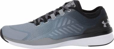 Under Armour Charged Push - Rhino Gray (077)/Steel (1285796077)