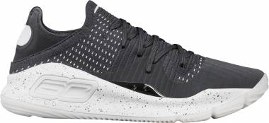 Under Armour Curry 4 Low - Black