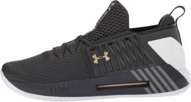 Under Armour Drive 4 Low - Anthracite (101)/Anthracite