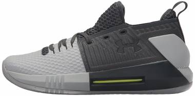 Under Armour Drive 4 Low Grey Men