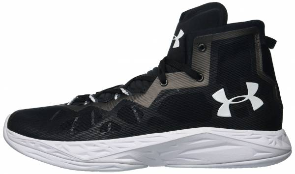 high top under armour basketball shoes