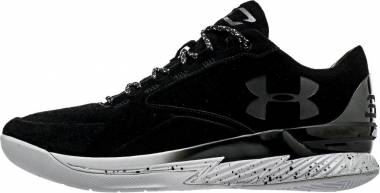 Under Armour Curry Lux Low - Black/White (1296619002)