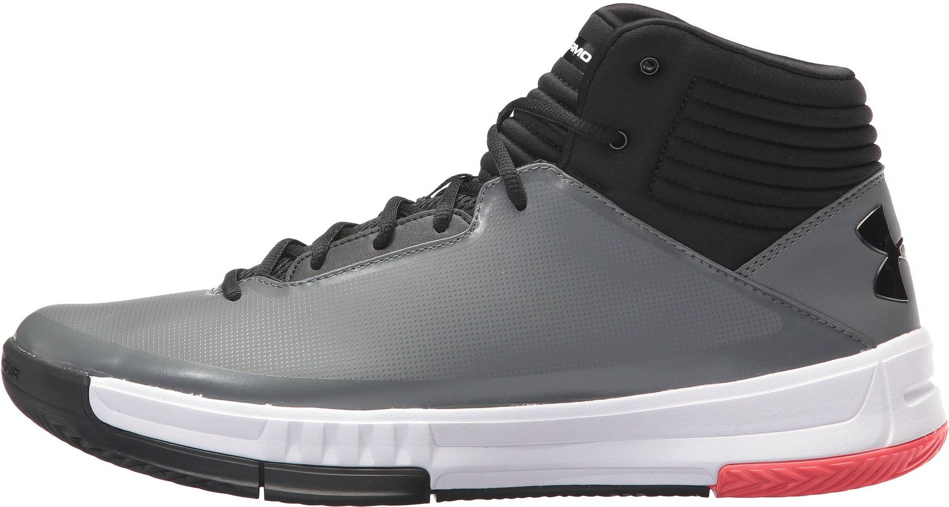 $65 + Review of Under Armour Lockdown 2