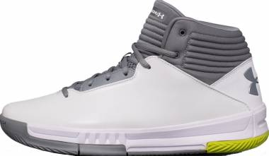 Under Armour Lockdown 2 - White/Gray