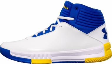 Under Armour Lockdown 2 White Men