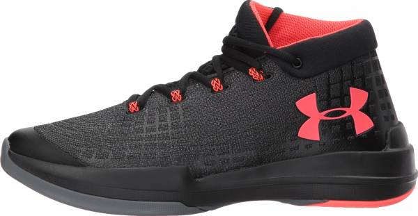 Under Armour NXT Black/Graphite/Marathon Red