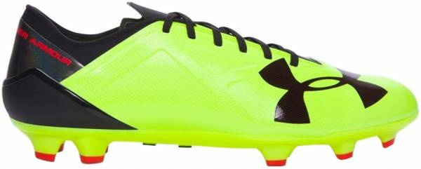 Under Armour Spotlight BL Firm Ground - Green