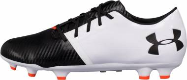 Under Armour Spotlight BL Firm Ground - Blanco (1289533162)
