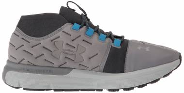 Under Armour Charged Reactor Run - Zinc Gray (102)/Anthracite