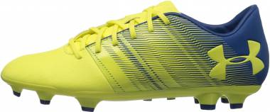 Under Armour Spotlight DL Firm Ground - Yellow (1289534300)