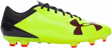 Under Armour Spotlight DL Firm Ground - Yellow