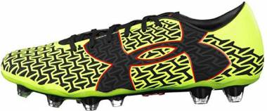 Under Armour ClutchFit Force 2.0 Firm Ground - Yellow
