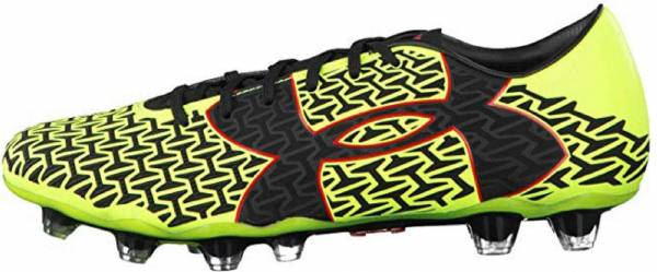 Under Armour ClutchFit Force 2.0 Firm Ground - Yellow (1264202734)
