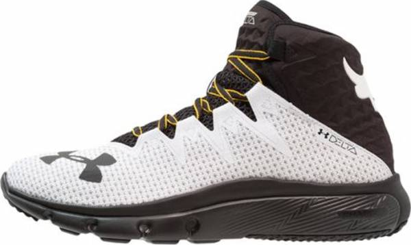 Under Armour Project Rock Delta - White