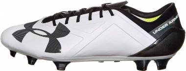 Under Armour Spotlight Firm Ground - Vanilla/Grey/Black