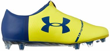 Under Armour Spotlight Firm Ground - gelb (1289531300)
