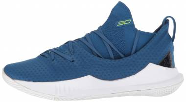 Under Armour Curry 5 - Blue
