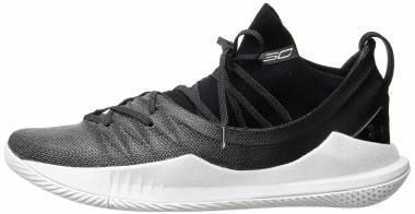 Under Armour Curry 5 - White (101)/Black (3020657101)