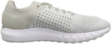 Under Armour HOVR Sonic - White/Ghost Gray