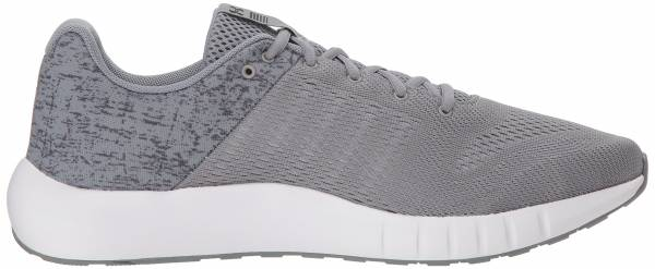 Under Armour Micro G Pursuit Steel (102)/White