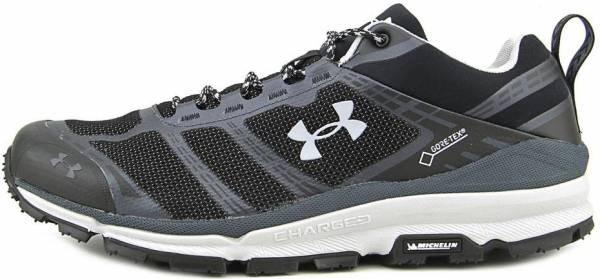 Under Armour Verge Low GTX Black / Stealth Gray / Elemental