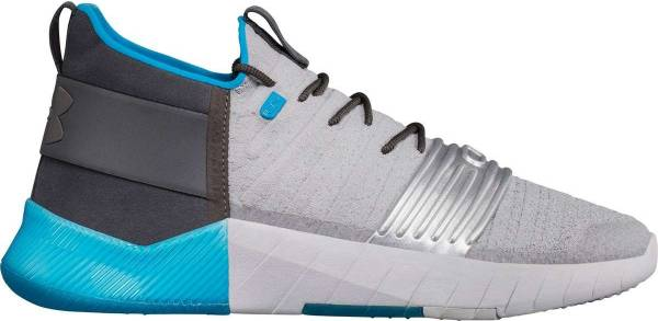 Under Armour C1N Trainer - Silver Blue Grey (3000233100)