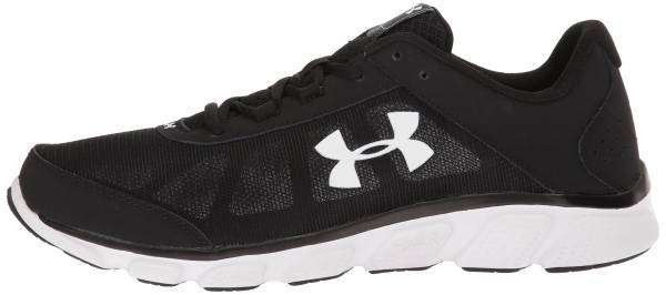 Under Armour Micro G Assert 7 - Black 001 White