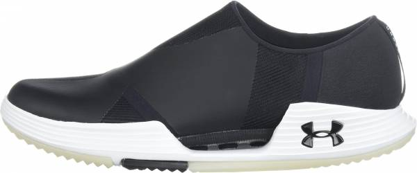 Under Armour SpeedForm AMP Slip - Black