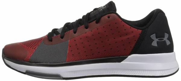 Under Armour Showstopper - Mehrfarbig Black Grey Red 001