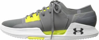 Under Armour SpeedForm AMP 2.0 - Graphite (040)/Smash Yellow