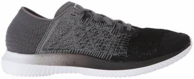Under Armour Threadborne Blur - Black (001)/Overcast Gray (3000008001)