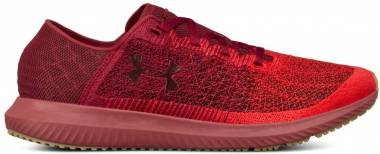 Under Armour Threadborne Blur Cardinal/ Red/ Cardinal Men