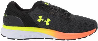 Under Armour Charged Escape 2 - Black (008)/High-vis Yellow