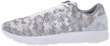 Under Armour Charged Bandit 4 - White (101)/Overcast Gray (3021643101)