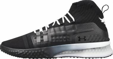Under Armour Project Rock 1 - Black/White