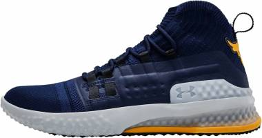 Under Armour Project Rock 1 - Navy Steel Taxi 403 (3020788403)