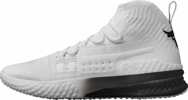 Under Armour Project Rock 1 - White
